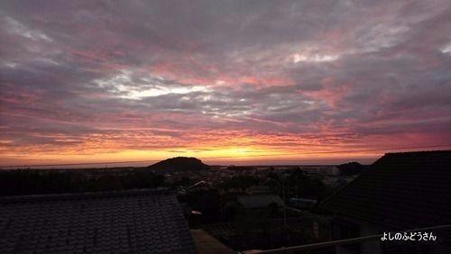 夜明けの風景を撮るのが好き
